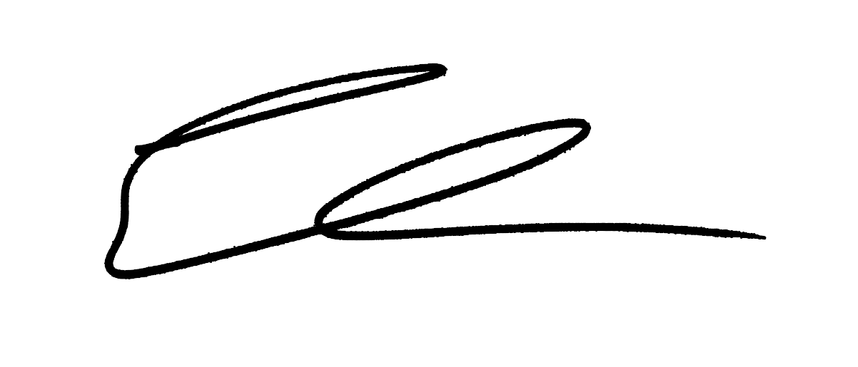 leonard's signature